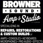 Browner Sound Amp & Studio